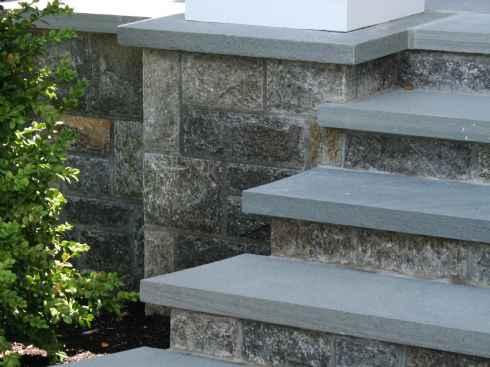 Masonry depot new york bluestone treads for Bluestone house