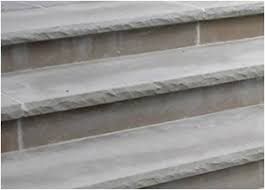 Gentil Limestone Treads