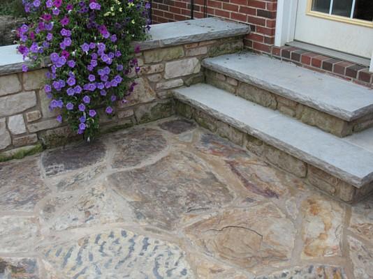 Limestone Treads2