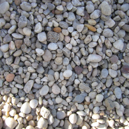 3.4 washed gravel