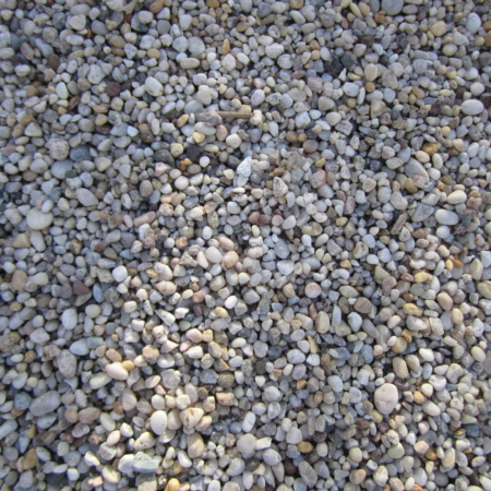 3.8 washed gravel