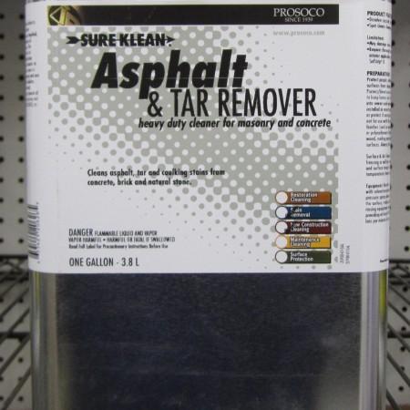 ASPHALT & TAR REMOVER