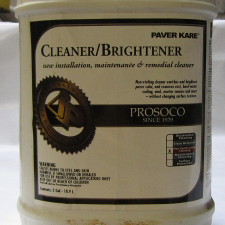 CLEANER BRIGHTNER