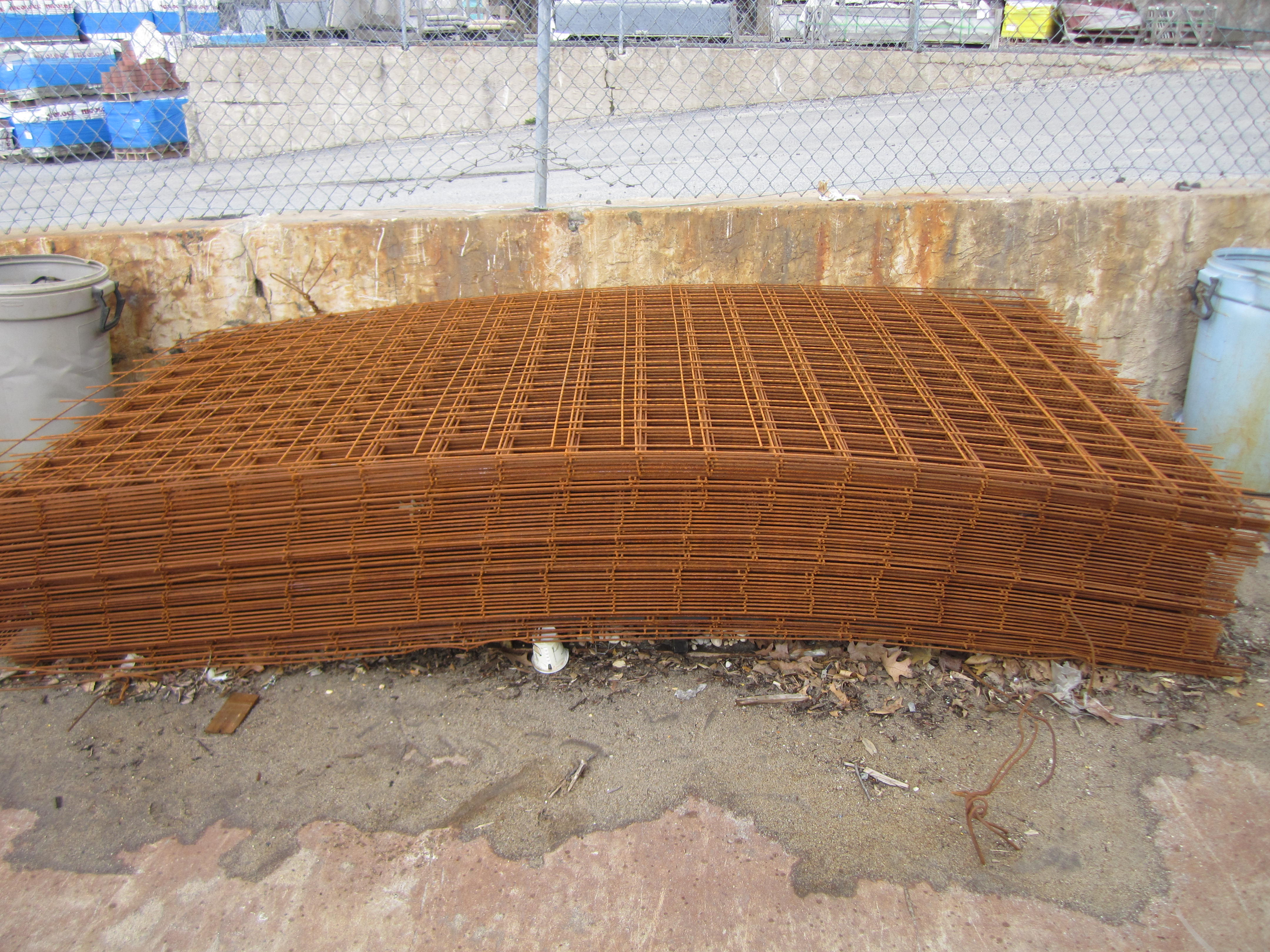 Masonry Depot New York | Concrete Wire Mesh (Light)