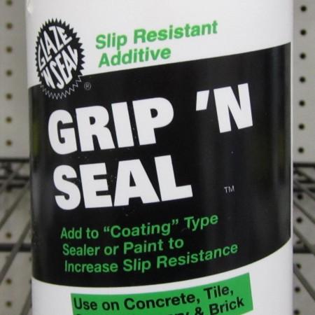 GRIP & SEAL