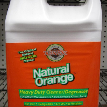 Masonry depot new york natural orange for Organic concrete cleaner
