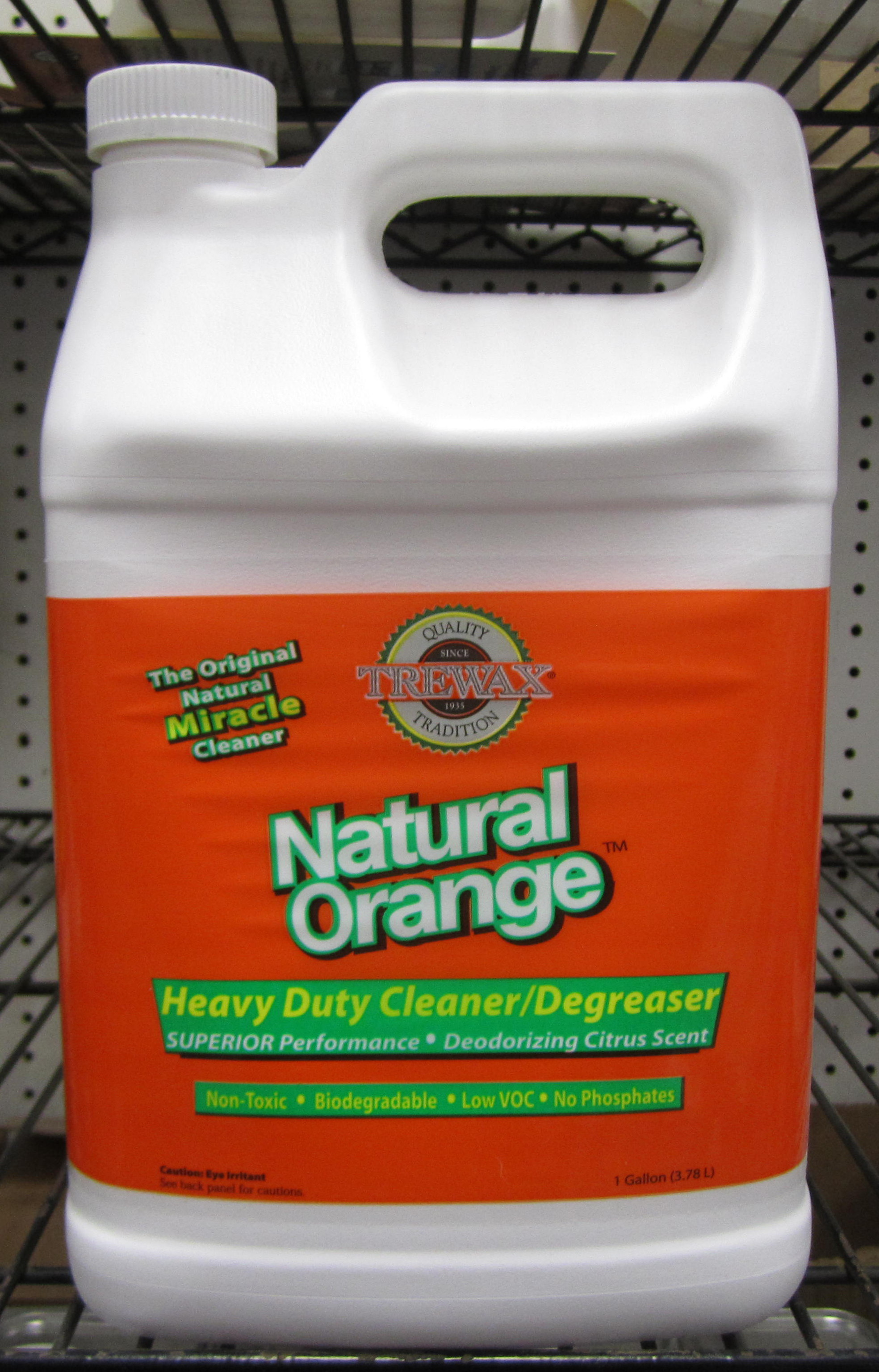 Masonry depot natural orange image proview for Natural concrete cleaner