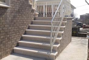 PRECAST STEP & RISER