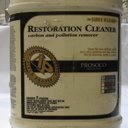 RESTORATION CLEANER