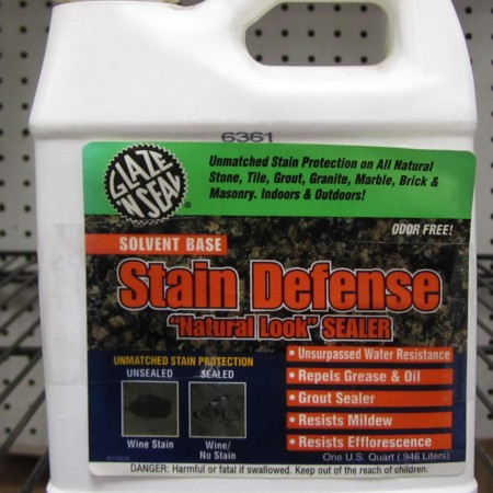 STAIN DEFENSE