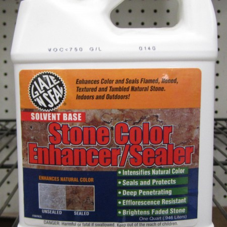 STONE COLOR ENHANCER SEALER