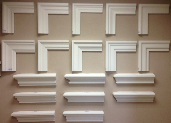 Masonry depot new york architectural foam shapes - Exterior decorative foam molding ...